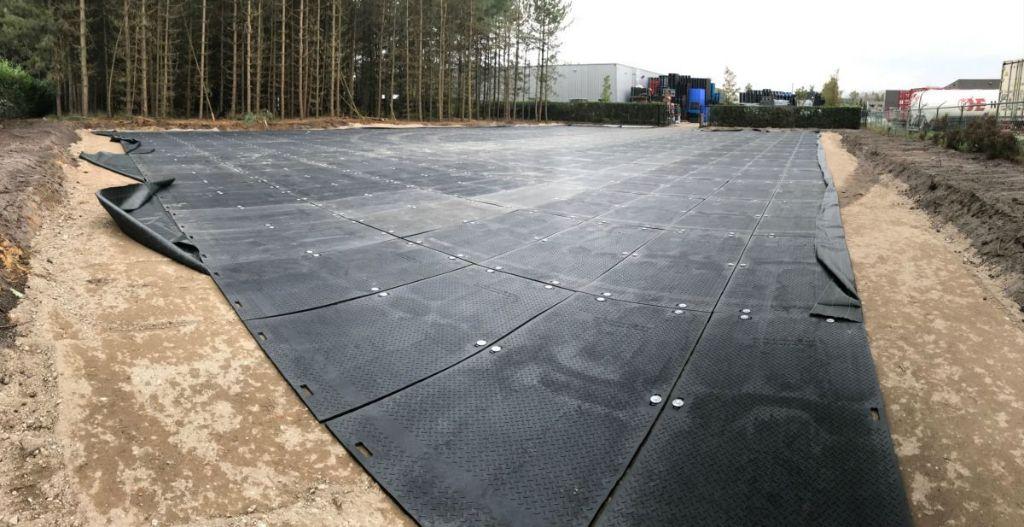 Bodenschutzplatten günstig mieten